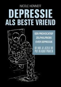 boekcover depressie als beste vriend