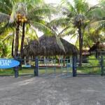 strand nicaragua, bounty eiland