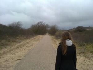 ongelukkig, somber, depressie, herfst, psychologie